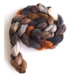 Classic Tabby on Finn Wool Hand Spinning Roving