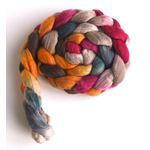 Vivid Choosing on Superfine Merino Wool