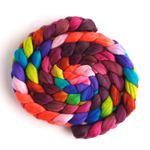 Piske Bagwash - Finn Wool Roving-1