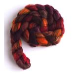 Maple Leaf Rag on Mixed BFL Wool3