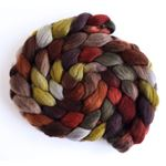 Corduroys with Bootsrs on Corriedale Wool Roving-1