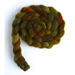 Brass Pot - Polwarth/Silk Roving