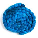 Quenched - Polwarth/Silk 60/40 Roving