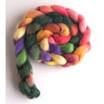 Springiness on BFL Wool Roving