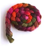 Living Color on Merino/ Silk Roving3