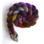 Shimmering Dusk - Falkland Wool Roving-3