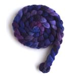 Violet Rivet on Superwash Merino/ Nylon Roving3