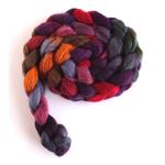 Falling in Love on Polwarth/Silk Roving