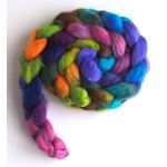 Cheerful Certainty on BFL Wool Roving