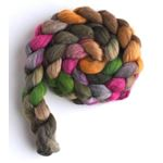 Fuchsia above the Door - Finn Wool Roving