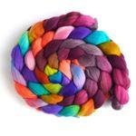Piske Bagwash - Rambouillet Wool Roving-1