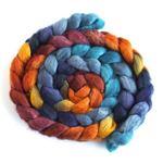 Rotation - BFL Wool Spining Roving-1
