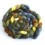 Perennial Disguise - Finn Wool Roving-1
