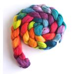 Sunlight Ahead on Finn Wool Roving