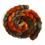 Autumn Splendor - BFL Wool Spining Roving