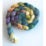 Muted Reflections - Polwarth/Silk 60/40 Roving-3