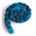 Quenched on BFL Wool Roving