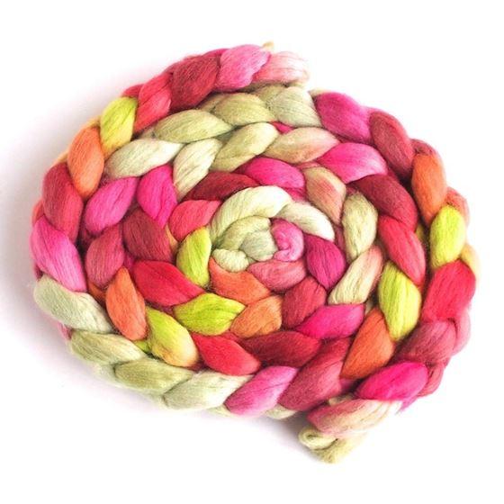 Dragon Fruit on Finn Wool