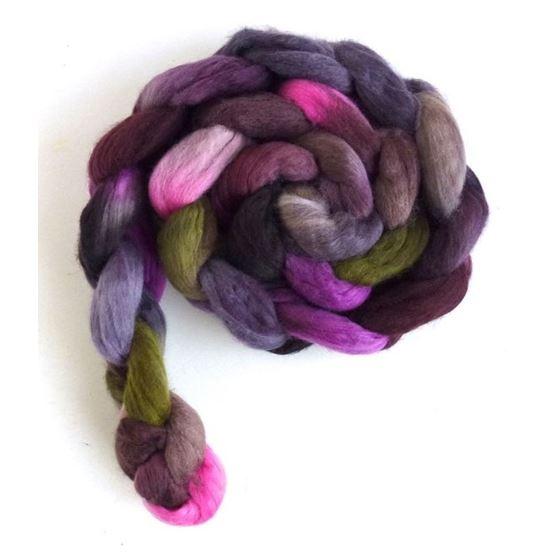 Tulips in the Dark - Merino Wool Superfine