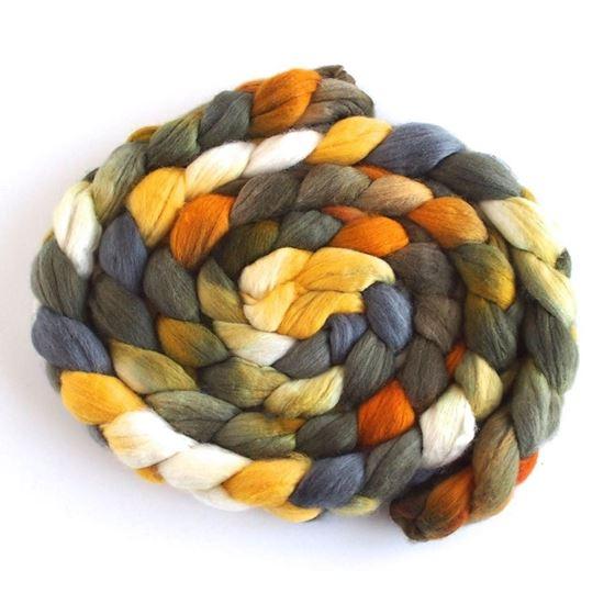 Kinglet on Superfine Merino Wool