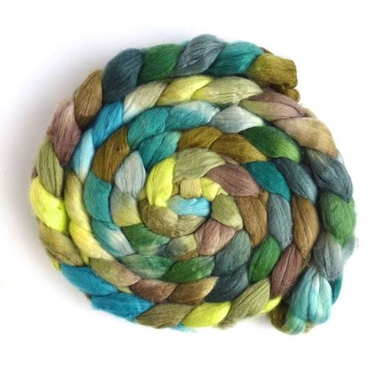 Common Ground, Merino/ SW Merino/ Silk Roving-1