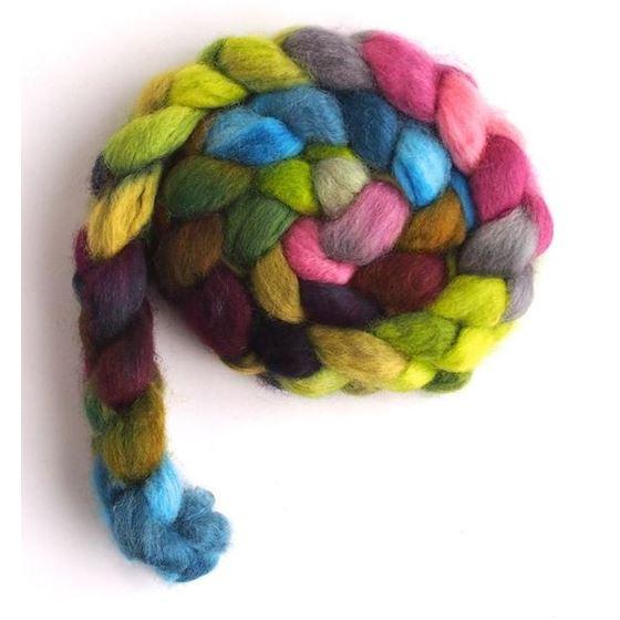 Circular Guarantee - BFL Wool Spining Roving-3