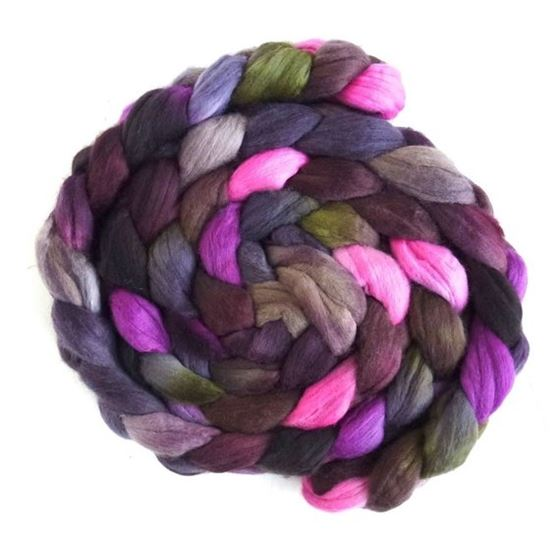 Tulips in the Dark - Merino Wool Superfine-1