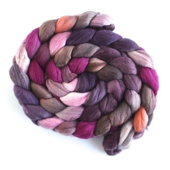 Range of Feeling - Rambouillet Wool Roving-1
