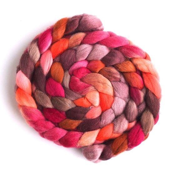 Piquant - Falkland Wool Roving