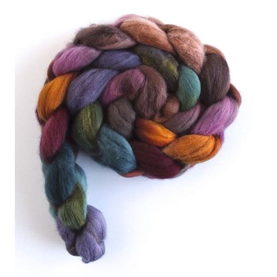 Antiquated Adornments - Rambouillet Wool Roving-3