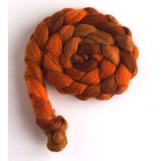 Orange Shades on Merino Wool3