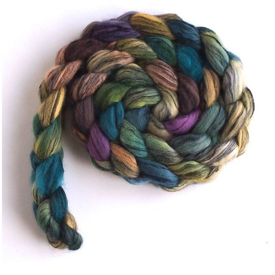 Muted Reflections on Merino Wool and Tencel3-