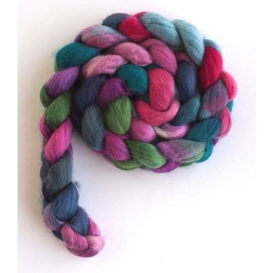 Lively Arbor - Finn Wool Roving-3