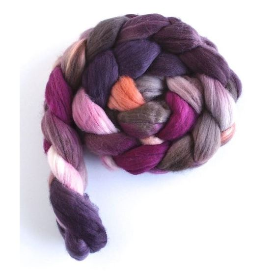 Range of Feeling - Rambouillet Wool Roving-3