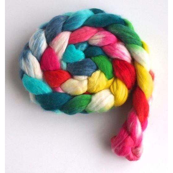 Playful - Merino Wool Roving-2